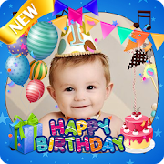 Birthday Photo Frames, Happy Birthday Photo Frame