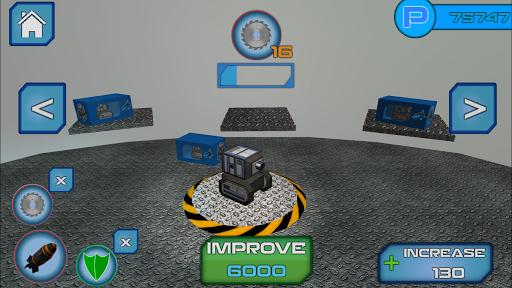 mini tank wars screenshot 2