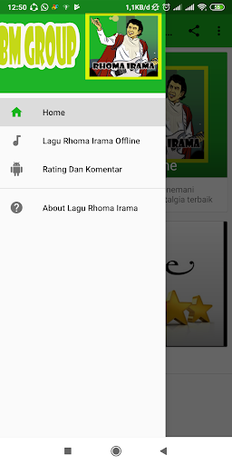 lagu rhoma irama offline screenshot 1