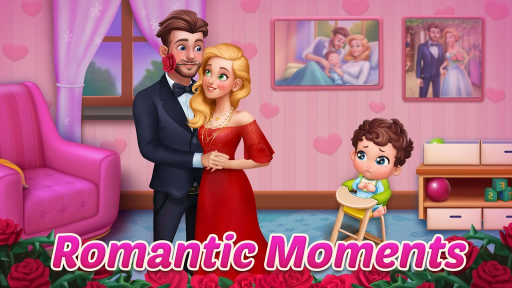 Baby Manor: Baby Raising Simulation & Home Design  poster 3