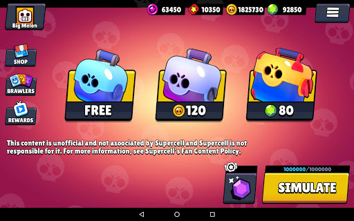 Box Simulator for Brawl Stars 2.0 Screenshots 9
