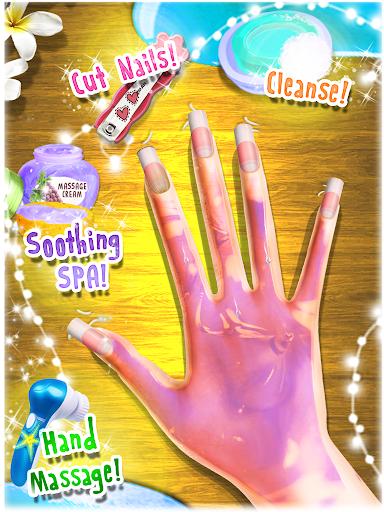 My Nails Manicure Spa Salon - Girls Fashion Game screenshots 11