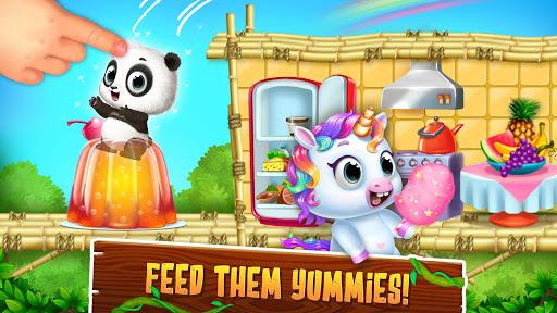 Panda Lu Treehouse - Build & Play with Tiny Pets  Screenshots 5