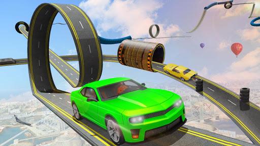 Crazy Car Stunt Driving Games - New Car Games 2021 screenshots 3
