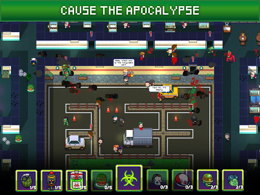 Infectonator 3: Apocalypse apkdebit screenshots 9