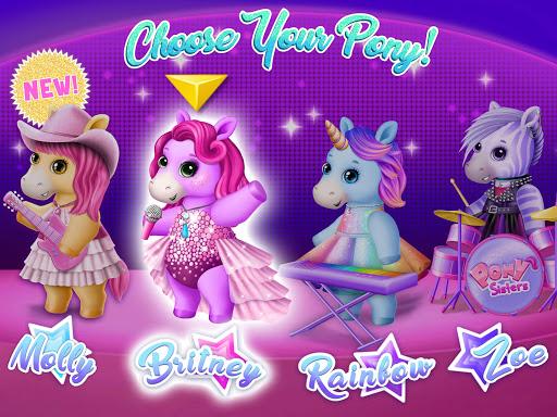 Pony Sisters Pop Music Band - Play, Sing & Design 6.0.24419 Screenshots 10