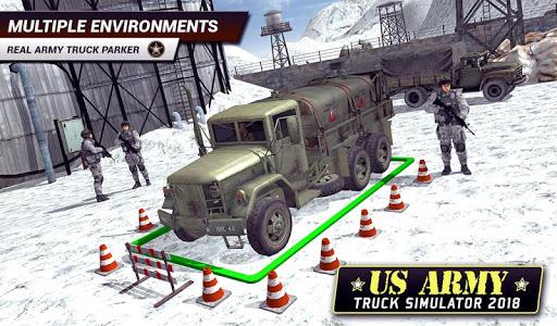 US Army Truck Driving 2021: Real Military Truck 3D apktram screenshots 18