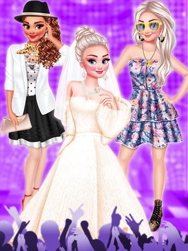 Fashion Contest: Dress Up Games For Girls screenshots 12