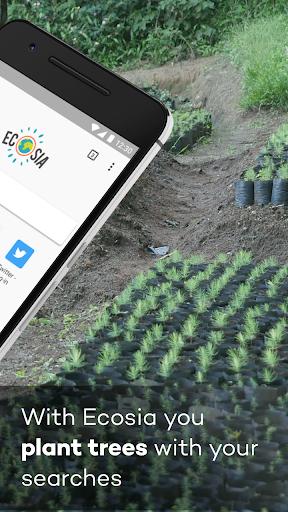 Ecosia - Trees & Privacy 4.1.4 Screenshots 2