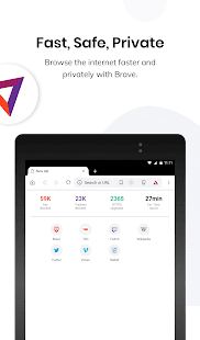 Brave Private Browser: Secure, fast web browser 1.27.111 Screenshots 6