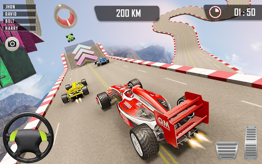 Formula Car Racing Adventure: New Car Games 2020  screenshots 4