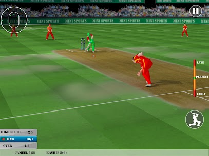 Cricket World Tournament Cup 2021: Play Live Game 10