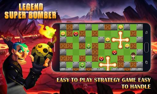 Télécharger Super Bomber Legend APK MOD 2