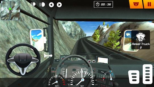 Truck Sims : Monster Truck Transport Sim 2