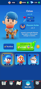 Blast Hero Mod Apk 0.19.70 (A Lot of Money/Resources) 8