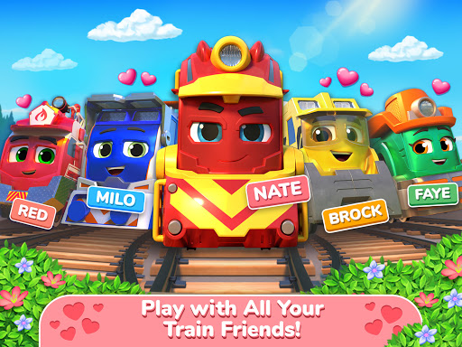 Mighty Express - Play & Learn with Train Friends 1.2.9 screenshots 13