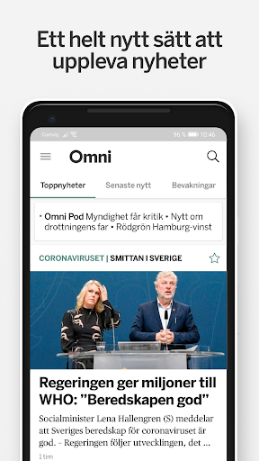 Omni | Nyheter  screenshots 1