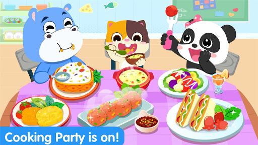 Baby Panda: Cooking Party  screenshots 15