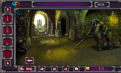 Escape Room - Beyond Life - unlock doors find keys  screenshots 9