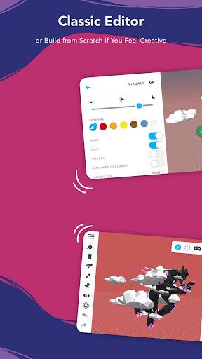 Assemblr - Make 3D, Images & Text, Show in AR! 3.394 Screenshots 3