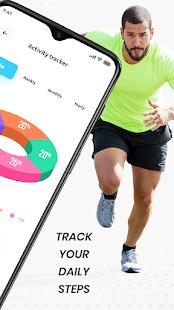 Pedometer - Step Tracker & Activity Tracking