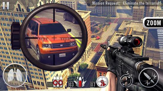 Sniper Shot 3D: Call of Snipers apk