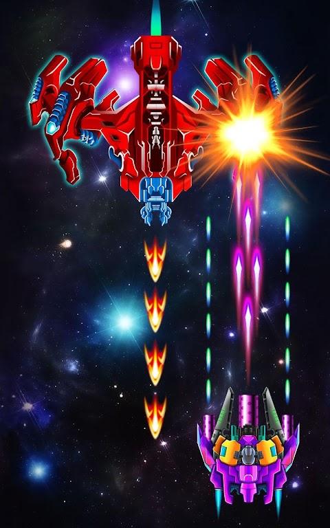 Galaxy Attack: Alien Shooter poster 9