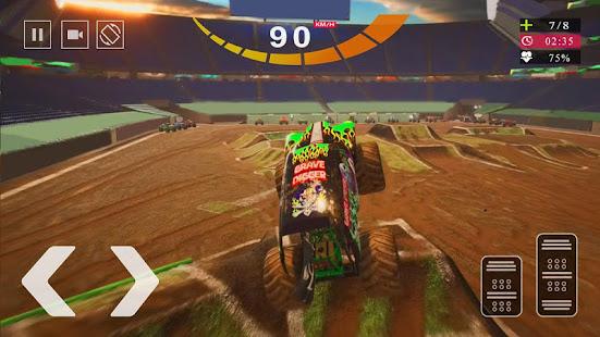 Monster Truck 2020 Steel Titans Driving Simulator 1.3 Screenshots 1