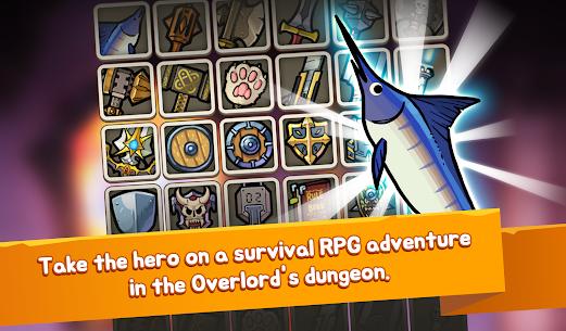 Hybrid Warrior Dungeon Of The Overlord Mod Apk , Hybrid Warrior Mod Apk Unlimited Money , New 2021 3