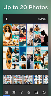 Photo Collage & Grid, Pic Collage Maker-Quick Grid 6.0.3 Screenshots 3
