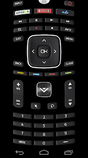 Remote Control for Vizio TV Screenshot