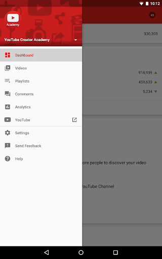 YouTube Studio 20.47.101 Screenshots 9