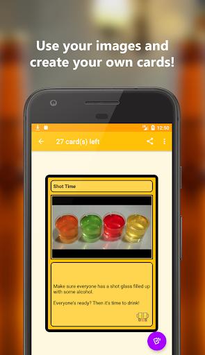 Drink & Smiles: Drinking games 4.0.23 screenshots 4