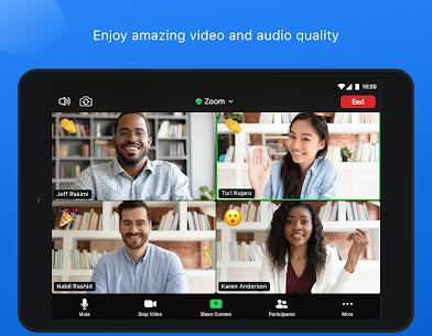 Zoom Cloud Meetings App-Andriod/PC 9