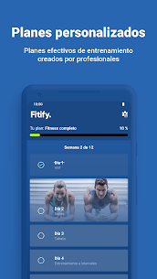 Fitify MOD APK v1.20.2 (Pro Desbloqueado) 4