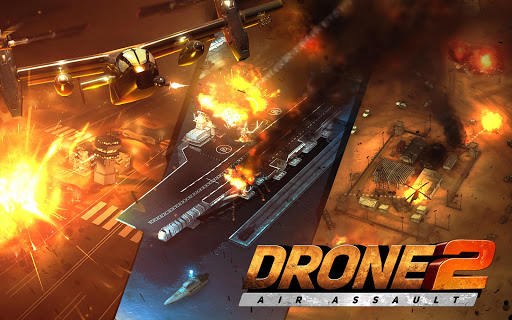 Drone -Air Assault 2.2.142 screenshots 6