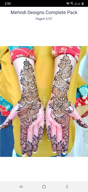 2021 Mehndi Designs (Offline) screenshot 4