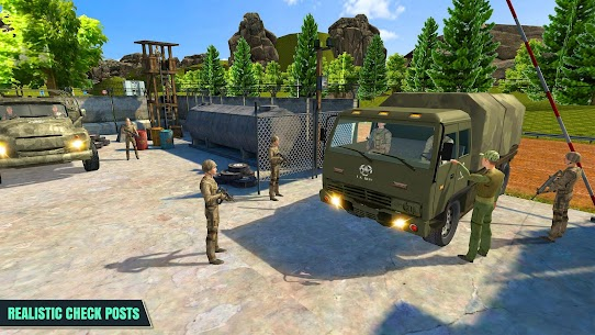 Army Truck Driver : Offroad 1.5 APK + MOD Download Free 1