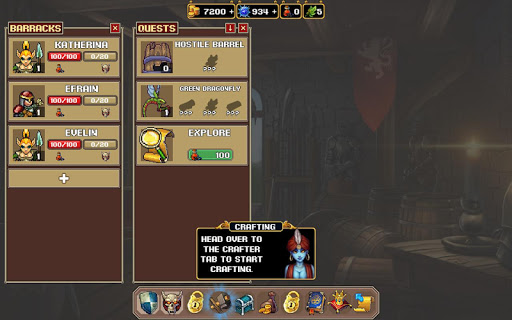 Royal Merchant: Shop Sim RPG 0.882 screenshots 14