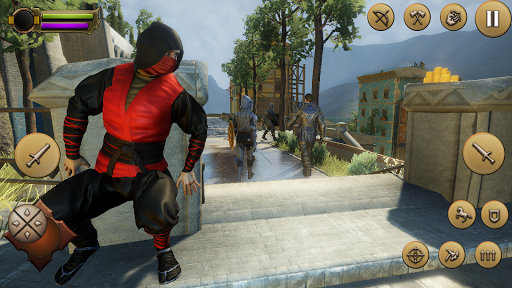 Creed Ninja Assassin Hero: New Fighting Games 2021 1.0.5 screenshots 11