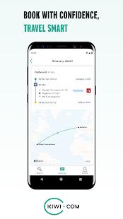 Kiwi.com: Best travel deals: flights, trains, cars 5.75.0 Screenshots 6