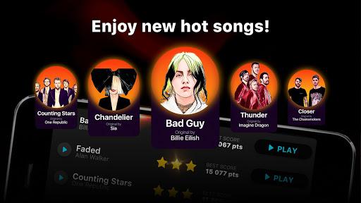Guitar - play music games, pro tabs and chords! screenshots 1