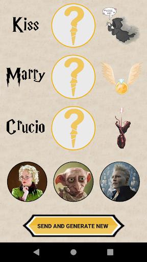 Kiss Marry Crucio Harry 1.5 Screenshots 3