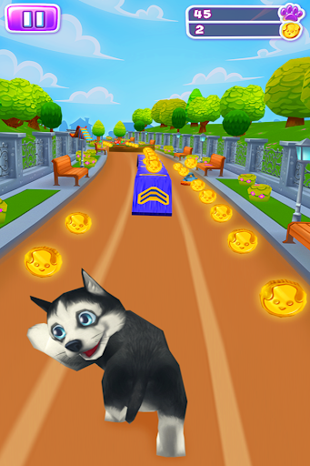 Pet Run - Puppy Dog Game  screenshots 3