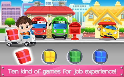 Tayo Job  Kids For Pc – Free Download For Windows 7/8/10 And Mac 2