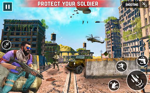 Modern Commando Secret Mission - FPS Shooting Game screenshots 21