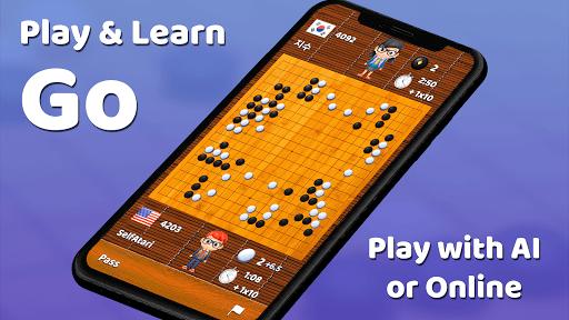 Go - Learn & Play - Baduk Pop (Tsumego/Weiqi Game) 1.22.5 screenshots 6