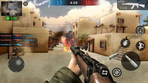 Gun Strike Ops: WW2 - World War II fps shooter  Screenshots 2