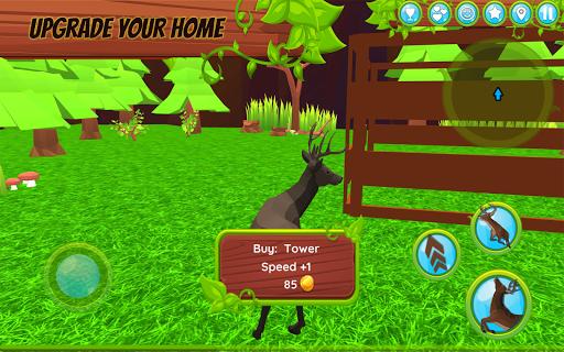 Deer Simulator - Animal Family 1.167 Screenshots 12
