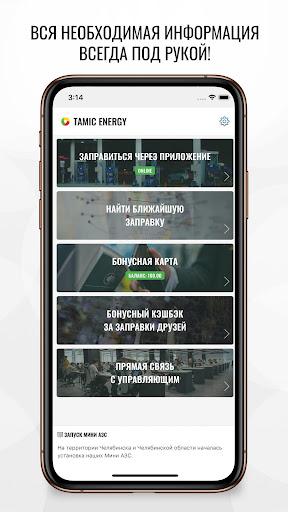 Tamic Energy Screenshot 1